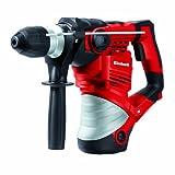 Einhell TC-RH 1600 (4-Funktions-Bohrhammer, 1.600 W, Schlagzahl 3.900 min-1, Schlagstärke 4 J, SDS-Plus, Schlag- Drehstop, im Koffer)