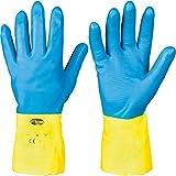 stronghand 0456-09 Chemikalien-Schutzhandschuhe, 2 Stück (1er Pack)