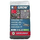 DANSAND NO GROW Fugensand Stone Dust graphit 20kg Fugenbreite 3-20 mm