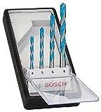 Bosch Professional 4tlg. Mehrzweckbohrer-Set CYL-9 Multi Construction