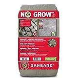 Dansand NO GROW Fugensand blassgelb unkrauthemmend 20kg Fugenbreite 1-5 mm