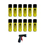 MOLYDUVAL Silikon Spray    Trennmittel, Gleitmittel, Pflegemittel    Silikonspray, Gleitmittelspray, Schmierspray, Trennmittelspray, Pflegespray, Silikon-Gleitspray, Formentrennmittel