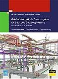 Gebäudetechnik als Strukturgeber für Bau- und Betriebsprozesse: Trinkwassergüte – Energieeffizienz - Digitalisierung (VDI-Buch)
