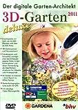 3D-Garten 2011 Deluxe mit Gardena Bewässerungs- und Teich-Planer