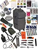 Notfallrucksack Fluchtrucksack gefüllt Survival Set Überlebensrucksack