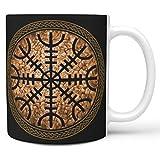Huffle-Pickffle Vi-King Kaffeetassen Feine Verarbeitung Kann für Geschirrspüler - Teetassen für Milk White 330ml