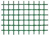 Fibrolux GFK Rankgitter Rankhilfe für Kletterpflanzen, Gurkengitter Ranggitter für Rosen Garten kein Edelstahl, Trellis Rosenrankhilfe kein Metall Glasfaser (100x65cm)
