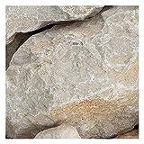 zierkiesundsplitt Yellow Sun Bruchsteine Gabionensteine 1000kg Big Bag 40-60mm, 60-120mm (60-120mm)