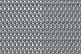 Sellon24 Polyrattan Balkonverkleidung Sichtschutz Balkonsichtschutz anthrazit braun weiß schwarz Kupfer grün Meterware Balkonbespannung 17,49€ / Quadratmeter (H 90cm, RD17 - Silber Grey)