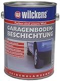 Wilckens 11672200080 Garagenbodenbeschichtung RAL 7032, 2,5 L, kieselgrau
