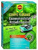Compo Robot Floranid Rasendünger, 200 m², 6 kg