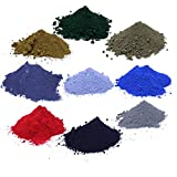 BTT-PIG RAL 9016 5kg Einfärben von Estrich Epoxidharz Betonboden Farbpulver Pigment Pigmentpulver