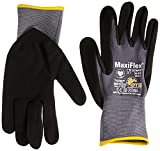 ATG Größe 10 Maxiflex Schutzhandschuh, Schwarz, XL (10er Pack), 5 Stück