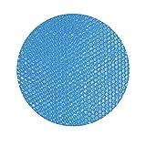 Mrisata Pool-Solarabdeckung – 300 x 200 cm/260 x 160 cm oberirdischer Pool, rechteckiger Rahmen, Pool-Abdeckung, wasserdicht, staubdicht, regendicht für aufblasbaren Pool