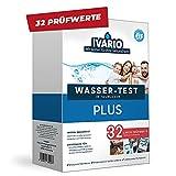 Wassertest Plus (32 Werte) für Leitungswasser - In Kombination mit Wassersprudlern empfohlen, Laboranalyse Ihres Trinkwassers im Deutschen Fachlabor