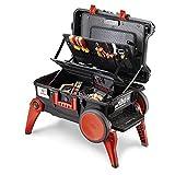 Wiha Werkzeugkoffer gefüllt Profi XXL III electric für Elektriker, bestückt 46-tlg.