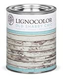 Kreidefarbe Shabby Chic Lack Landhaus Stil Vintage Look Chalky finish1kg (Cream)