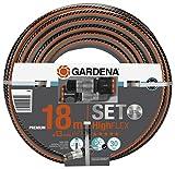 GARDENA Comfort HighFLEX Schlauch 10 m, 13 mm (1/2'): Gartenschlauch mit Power-Grip-Profil, 25 bar Berstdruck, PVC, formstabil, UV-beständig (18062-20)