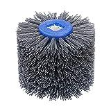 LUCE Reinigungsrad für Drahtziehen, Polieren, Entgraten, Reinigung, Schleifkörnung, #240