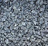 Granitsplitt 20 Kg Granit Splitt Zierkies Gartenkies Teichkies Waschkies 16-22 mm