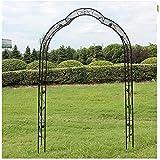 Garten Archesromantic Deco Gartenbogen Metallgartenbögen für Hochzeit Brautparty Abschlussball Dekoration Laubengänge