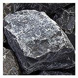 zierkiesundsplitt Ardennen Grau Gabionensteine Bruchsteine 1000kg Big Bag 60-90mm