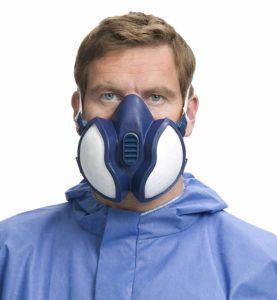 Atemschutzmaske Schimmel FFP3
