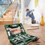 91tlg. Bohrer und Bit Set für Heimwerker von Bosch