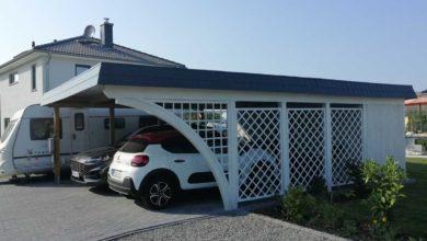 Photo of Welche Bauformen für ein Carport gibt es?