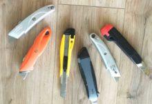 Bild von Trapezklingenmesser – Das Sicherheitsmesser für Profi Handwerker