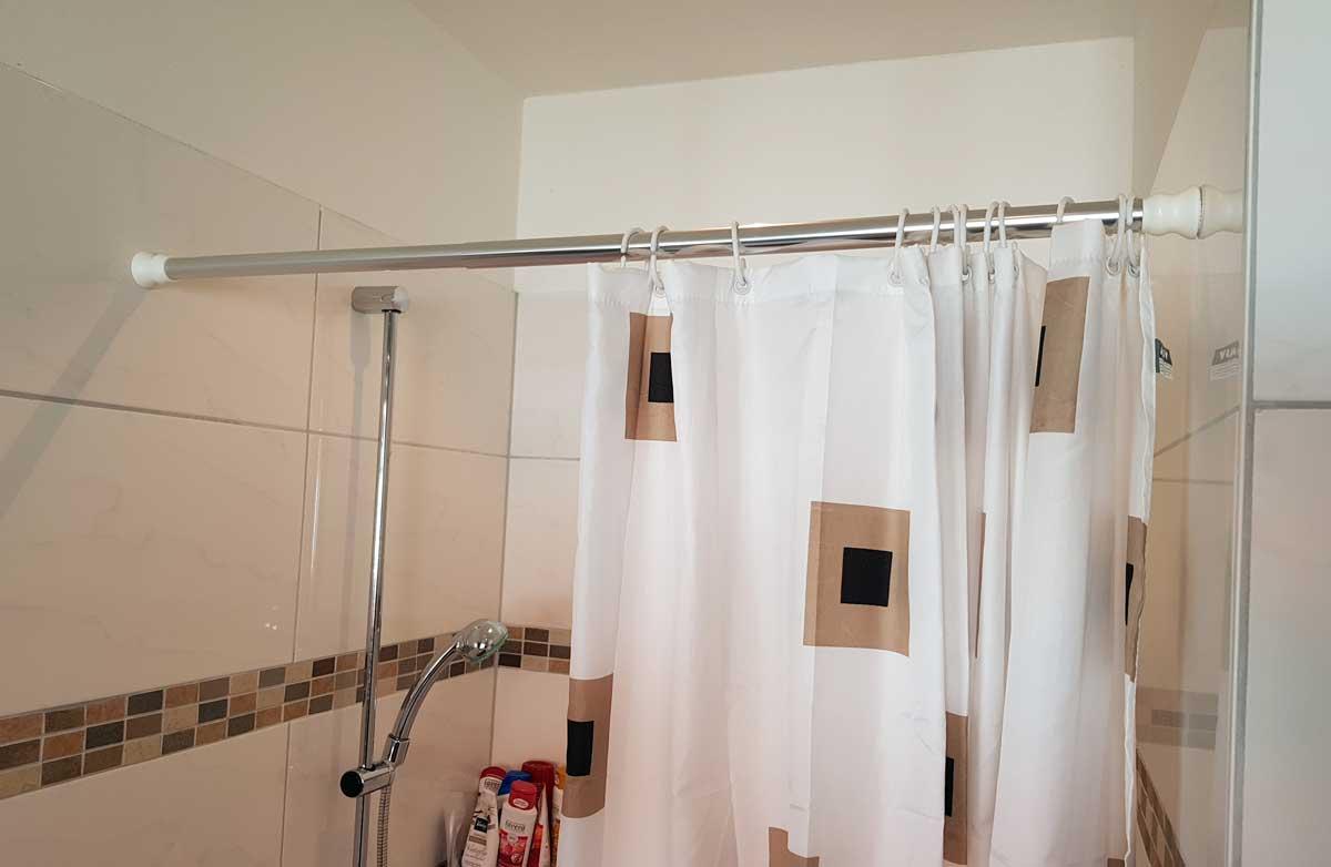 Duschstange ohne bohren anbringen – Anleitung & Tipps