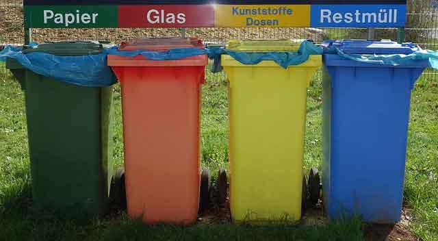 Gelber Sack - Duales-System Deutschland