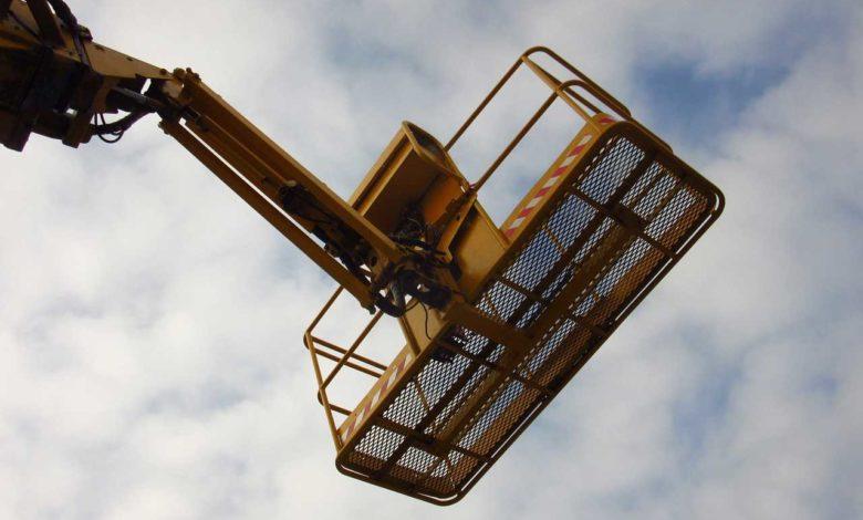 Bild von Die clevere Wahl: Hubarbeitsbühnen für Dacharbeiten