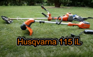 Husqvarna Automower 115iL Test