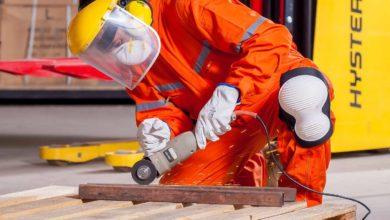 Knieschoner für aktiven Knieschutz im Job