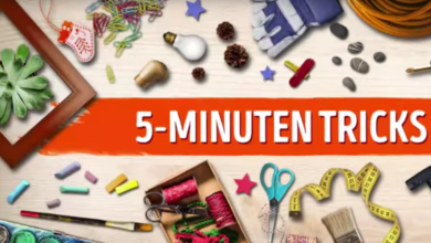 LifeHacks 5 Minuten Tricks