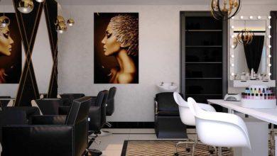 Photo of Optimale Beleuchtung für Friseursalon durch LED Panel