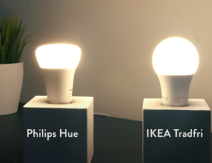 Philips Hue vs Ikea Tadfri