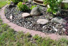 Bild von Rasenkantensteine – verlegen und schneiden