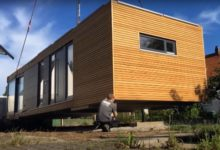 TinyHouse In Deutschland Wohnwuerfel bald legal