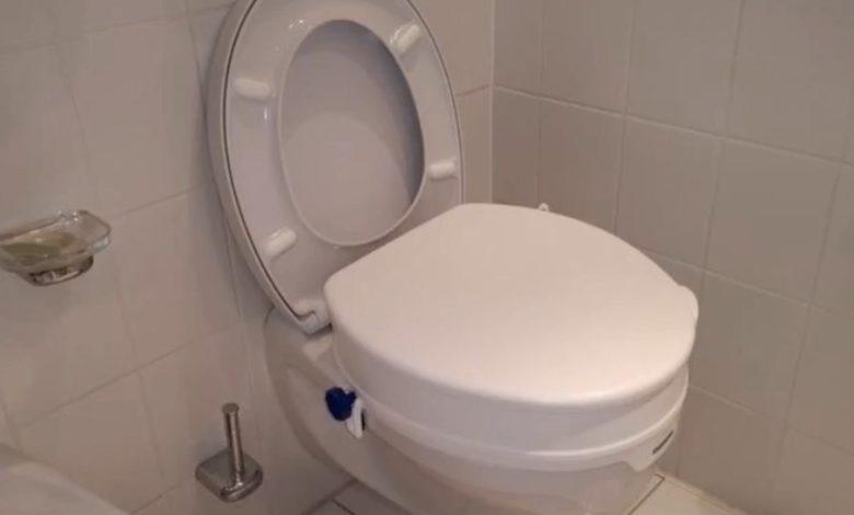 Toilettensitzerhoehung