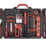 Mannesmann 60-teiliger Universal Haushalts-Werkzeugkoffer