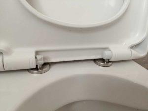 WC-Sitz Montageschlüssel