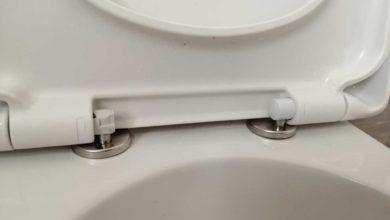 Photo of WC-Sitz Montageschlüssel