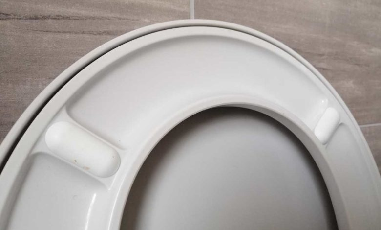 WC-Sitz Puffer