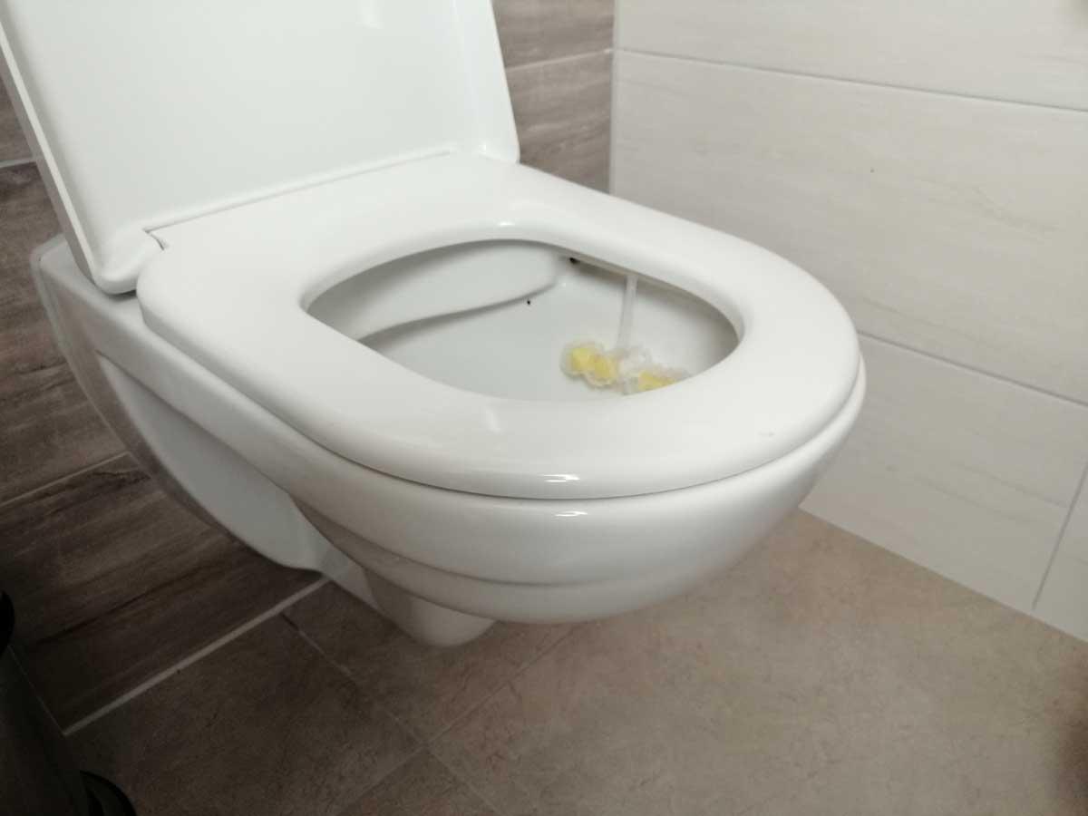 WC-Spülung Wasser läuft nach – Gründe & Lösungen