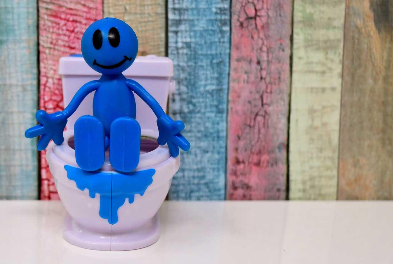 WC entkalken – So befreien Sie die Toilette vom Kalk