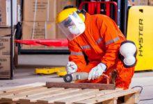 Bild von Verletzungen der Hände und tödliche Arbeitsunfälle: Das muss nicht sein!