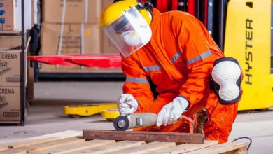 Photo of Verletzungen der Hände und tödliche Arbeitsunfälle: Das muss nicht sein!