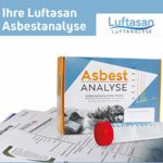 asbest test analyse